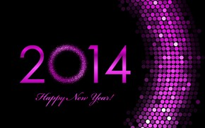 2014 Happy New Year wallpaper