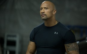 Dwayne Johnson Fast and Furious 6 wallpaper