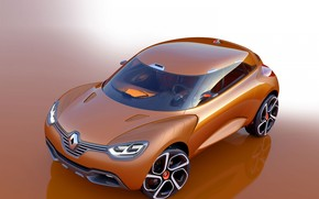 Cool Renault Captur wallpaper