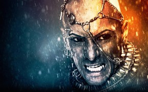 Xerxes from 300 Movie wallpaper