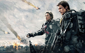Edge of Tomorrow 2014 wallpaper