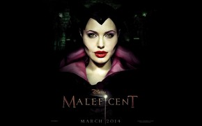 Maleficent wallpaper
