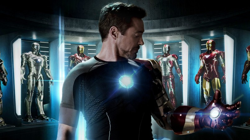 Iron Man Tony Stark wallpaper