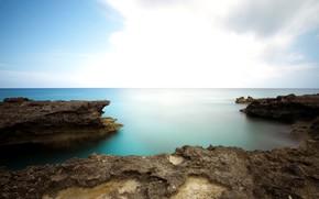 Calm Sea Landscape