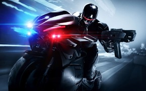 Robocop 2014 Movie wallpaper