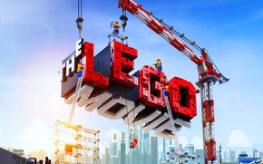 2014 The Lego Movie wallpaper