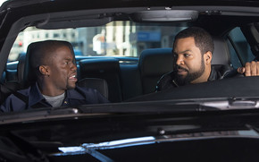 Ride Along Movie wallpaper