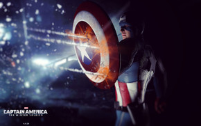 Captain America 2014 wallpaper