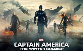 Captain America 2 Movie wallpaper