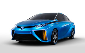 Toyota FCV Concept Car wallpaper