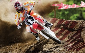 Motocross Race wallpaper