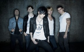 Lostprophets Band wallpaper