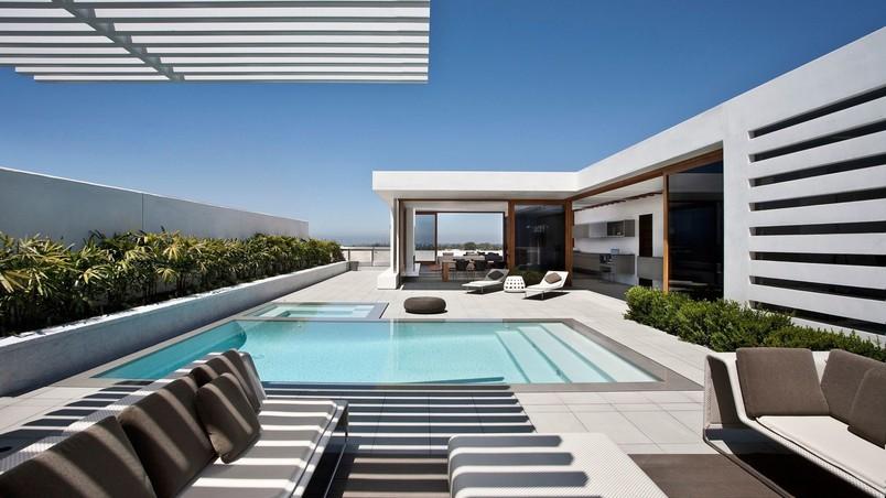 . Superb Summer House HD Wallpaper   WallpaperFX