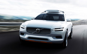 Volvo Concept XC Coupe wallpaper