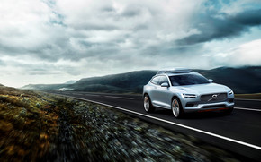 Concept XC Coupe by Volvo wallpaper