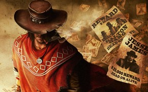 Call of Juarez Gunslinger wallpaper