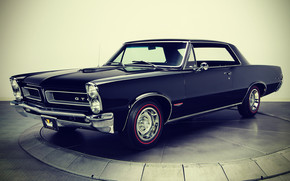 Awesome Pontiac GTO wallpaper