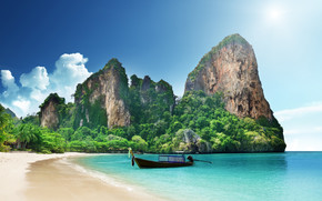 Superb View from Thailand wallpaper