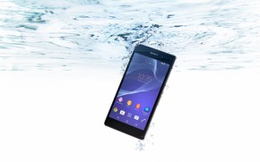 Sony Xperia Z2 Waterproof wallpaper