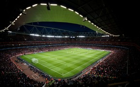 Stadium in Emirates