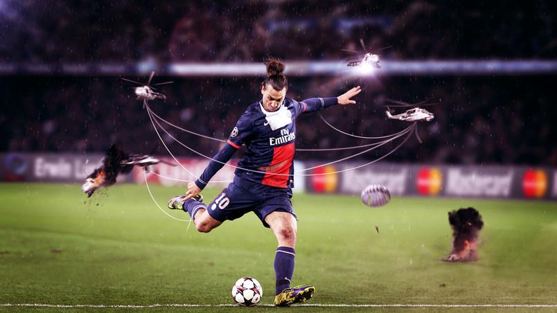 Zlatan Ibrahimovic Wallpaper 2014 Zlatan Ibrahimovic Fan...