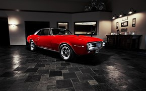 Pontiac Firebird 1967 wallpaper