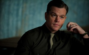 Matt Damon Portrait wallpaper