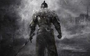 Dark Souls 2 Artwork wallpaper