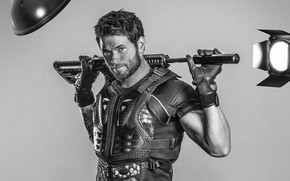 Kellan Lutz The Expendables 3 wallpaper