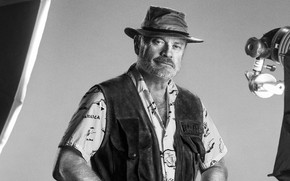 Kelsey Grammer The Expendables 3 wallpaper