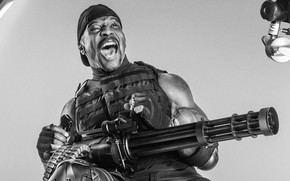 Terry Crews The Expendables 3 wallpaper
