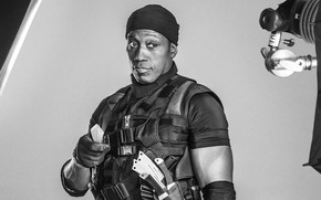Wesley Snipes The Expendables 3 wallpaper
