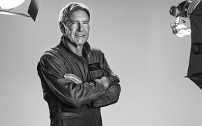 Harrison Ford The Expendables 3 wallpaper