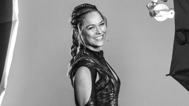 Ronda Rousey The Expendables 3 wallpaper