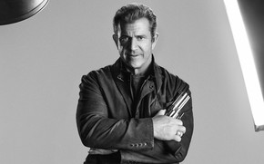 Mel Gibson The Expendables 3 wallpaper