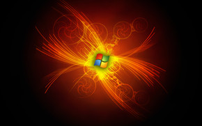 Microsoft Windows Logo wallpaper