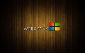 Microsoft Windows 8 Logo wallpaper