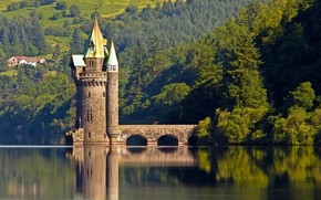 The Vyrnwy Tower