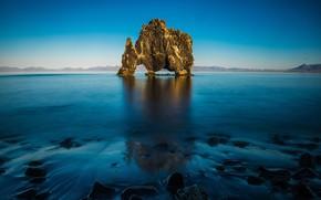 Hvitserkur North Iceland