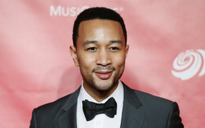 John Legend Red Carpet Smile wallpaper