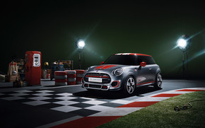 Mini John Cooper Works Concept wallpaper