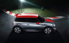Mini Cooper Works Concept Car wallpaper
