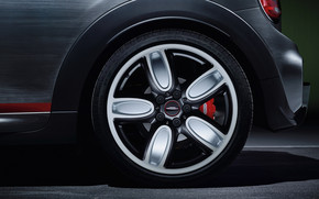John Cooper Works Wheel wallpaper