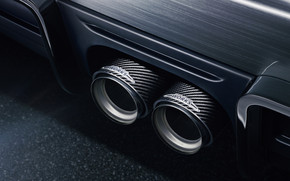 John Cooper Works Mini Exhaust wallpaper