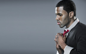 Jason Derulo Red Tie wallpaper