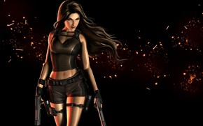 Lara Croft Tomb Raider Cool wallpaper