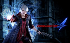 Devil May Cry 4 Poster wallpaper