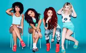 Little Mix Girl Group wallpaper