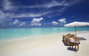 Private Beach Maldives