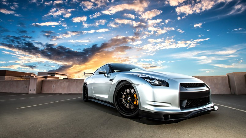 Nissan Gtr R35 Wallpaper Nissan Skyline Gtr R Wallpapers Wallpaper